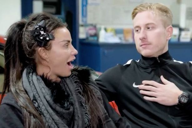 Katie Price offered £50,000 for 12 hours of 'sexual favours' – but Kris Boyson says 'she ain't worth that'