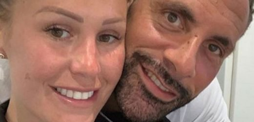 Kate Wright stuns in makeup free pic and reveals 'happy place' with fiancé Rio