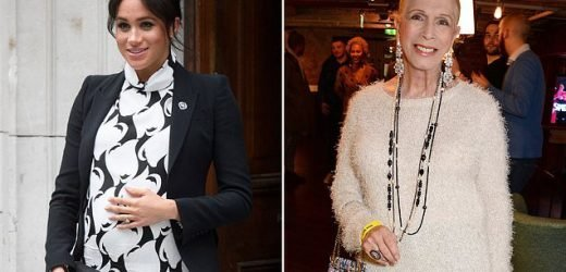 Lady Colin Campbell brands Meghan 'disturbingly self confident'