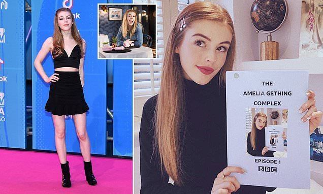 Amelia Gething is the BBC's new darling