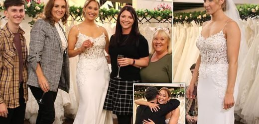 Mother-in-law slams bride's gown on Say Yes To The Dress