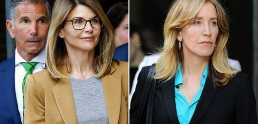 Lori Loughlin's name noticeably absent from guilty pleas