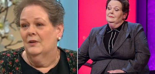 The Chase's Anne Hegerty says she takes at least one quiz every day
