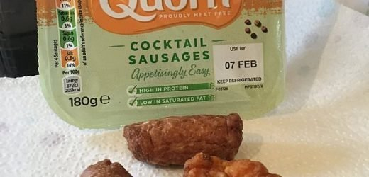 Factory worker 'hid chicken nugget' in pack of Quorn cocktail sausages