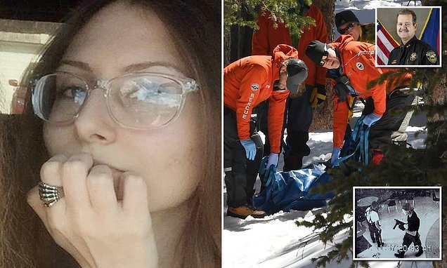 Teenager, 18, 'obsessed with Columbine massacre' likely killed herself