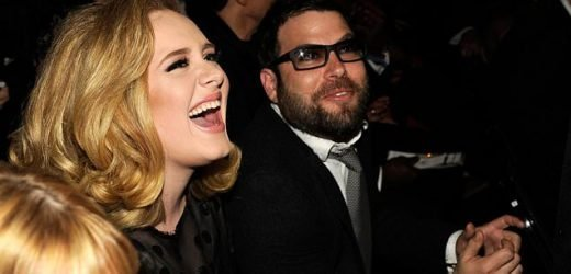 Adele plans to 'base herself in London for son Angelo