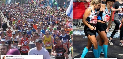 London marathon pros share their tips for first-timers