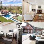 Listed Georgian home with spa and swimming pool on market for £7.5m