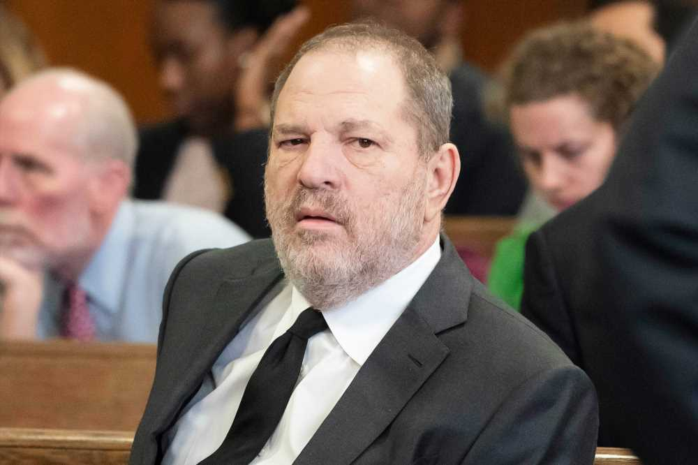 Harvey Weinstein spotted at Grand Central Terminal again