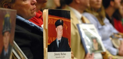 My FDNY son's death on 9/11 was more than just 'something'