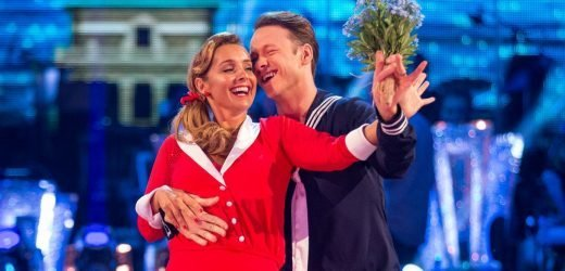 Louise Redknapp unfollows Kevin Clifton after he 'dropped' her for Stacey Dooley