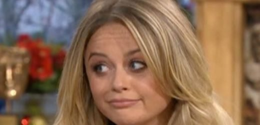 Emily Atack makes shock sex and drugs revelation ahead of This Morning stand-in