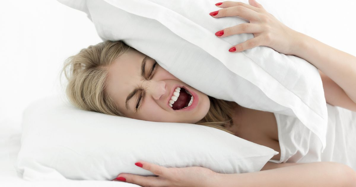 Hidden health problems which may be stopping you sleep at night
