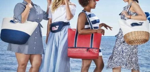 Everything In The Target x Vineyard Vines Collection Is Under $120 & SO Perfect For Summer