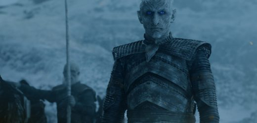There Was A Major Clue In Episode 2 About What The Night King Is Doing On 'Game Of Thrones'