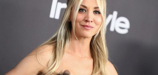 Kaley Cuoco's Photos From 'Big Bang Theory's Final Table Read Will Definitely Make Fans Cry