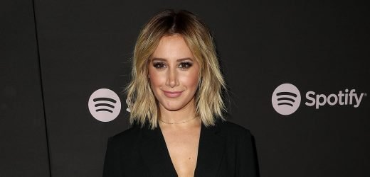 Ashley Tisdale Isn't Platinum Anymore — and It Looks Really Good