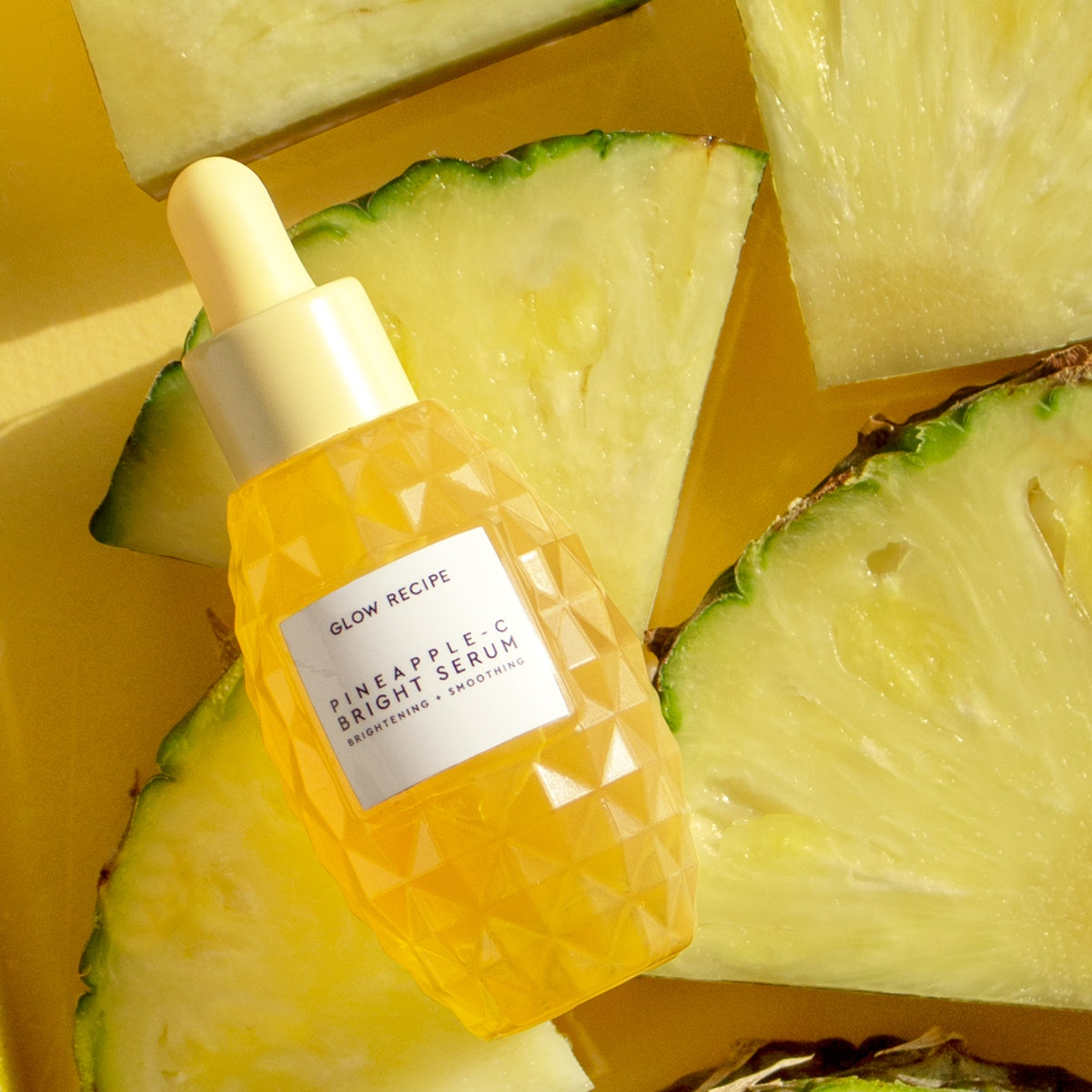The Brand Behind That Viral Watermelon Sleeping Mask Just Launched A New Fruit-Based Serum
