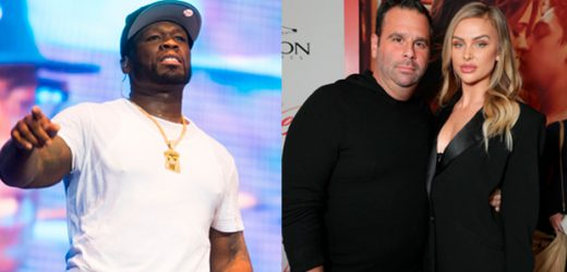 50 Cent Posts Screenshots Of Lala Kent's Fiancé Begging Him For Forgiveness Amid Feud