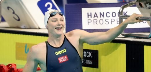 Cate Campbell shares honours with key rival after lucrative weekend