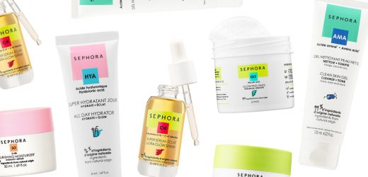 What's In The Sephora Collection Skincare Line? New Products That Put Ingredients Front & Center