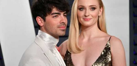 Sophie Turner Got Candid About Her Struggle With Depression & How Joe Jonas Helps Her Cope