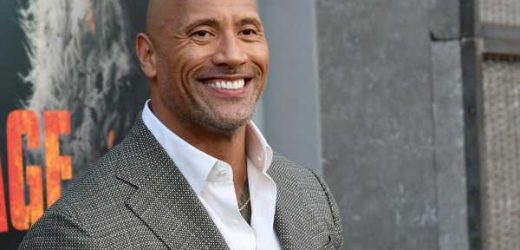 The Rock Wished His Youngest Daughter Birthday With A Moving Promise For Her Future