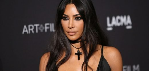 Kim Kardashian's Instagram Following List Vanished & Even She's Confused About Why