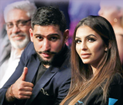 Amir Khan ring walk: UK start time for tonight's WBO fight against Terence Crawford