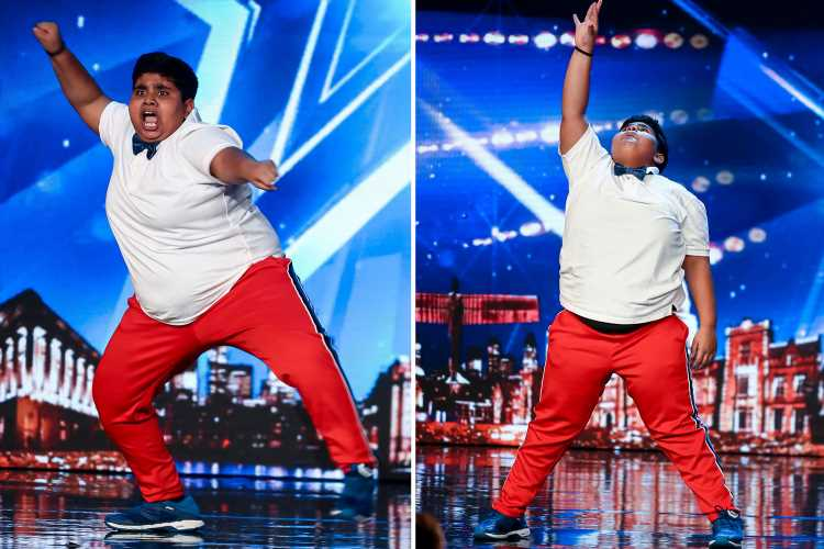 Akshat Singh surprises Simon Cowell on Britian's Got Talent – but who is he and what's his age?