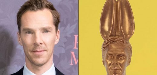 Yes, You Need This Chocolate Bunny That Looks Like Benedict Cumberbatch