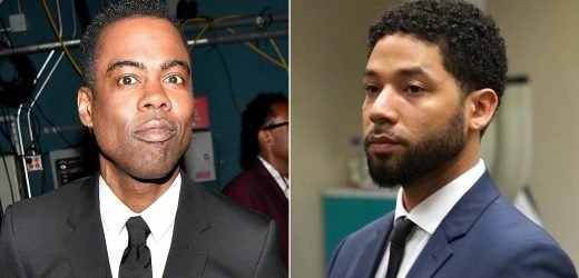 Chris Rock Slams Jussie Smollett at NAACP Awards: You Get 'No Respect From Me'