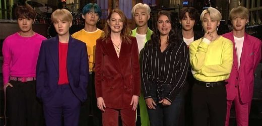 'SNL' Recap: BTS Brings K-Pop Magic in Their Musical Guest Debut