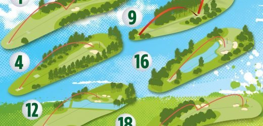 The Masters 2019: Hole by hole guide to Augusta and some of famous course's most memorable moments