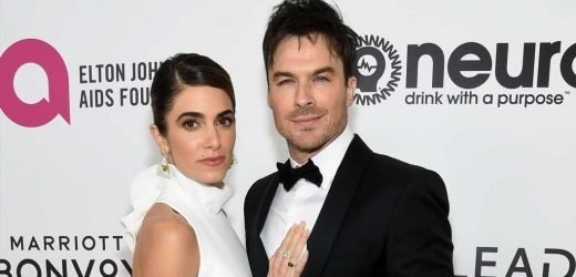 Ian Somerhalder, Nikki Reed Share Sweet Tributes on 4th Wedding Anniversary