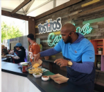 Tennessee Titans Defensive Lineman Jurrell Casey Competes In Nacho Face-off and Talks About the Upcoming Season