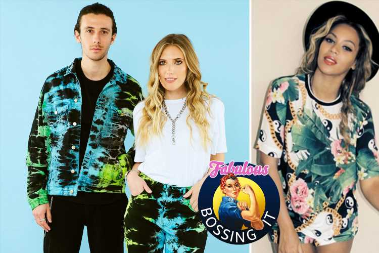 I quit my job at ASOS to launch a streetwear fashion brand Beyonce and Taylor Swift love – and it's set to make me £3.5 million