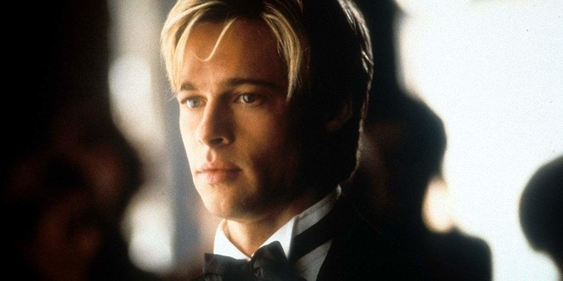 Why Twitter Is Now Obsessed With Bad Brad Pitt Movie Meet Joe Black