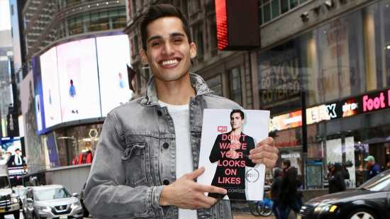 'America's Next Top Model' Runner-Up Marvin Cortes Writes Tell-All Book