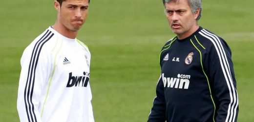 Mourinho once 'killed' Ronaldo for 'playing badly'… despite scoring a hat-trick