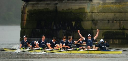 Boat Race 2019: Why is Oxford's second boat called Isis, and why is Cambridge's reserve boat called Goldie?