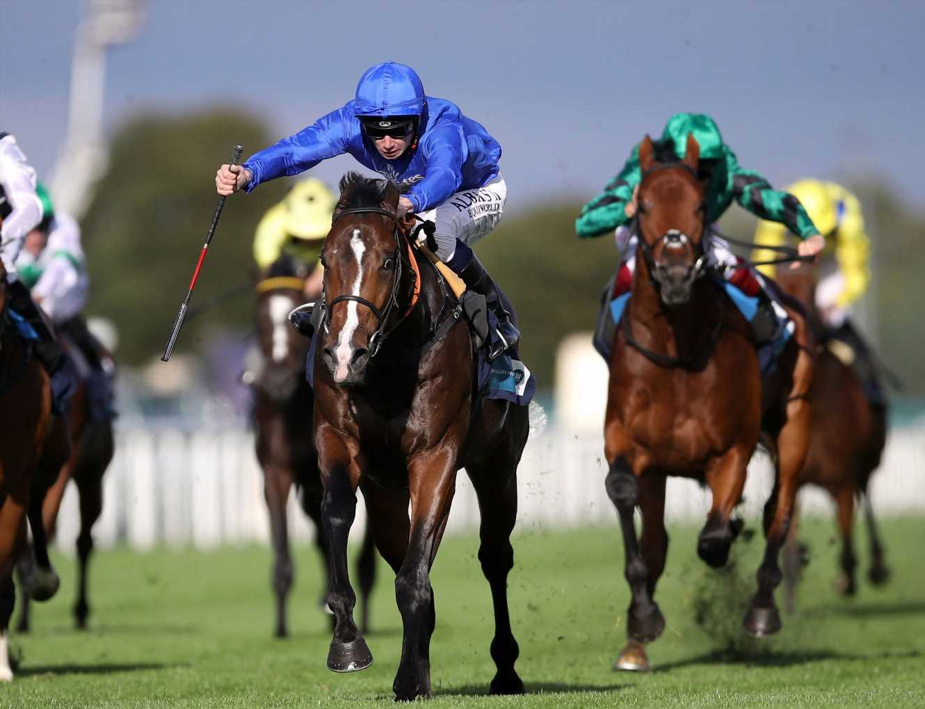Newmarket Craven Meeting: Three stars that could emerge from the racing at Newmarket this week