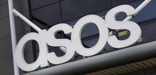 ASOS set to axe 280 brands after profits take a big hit