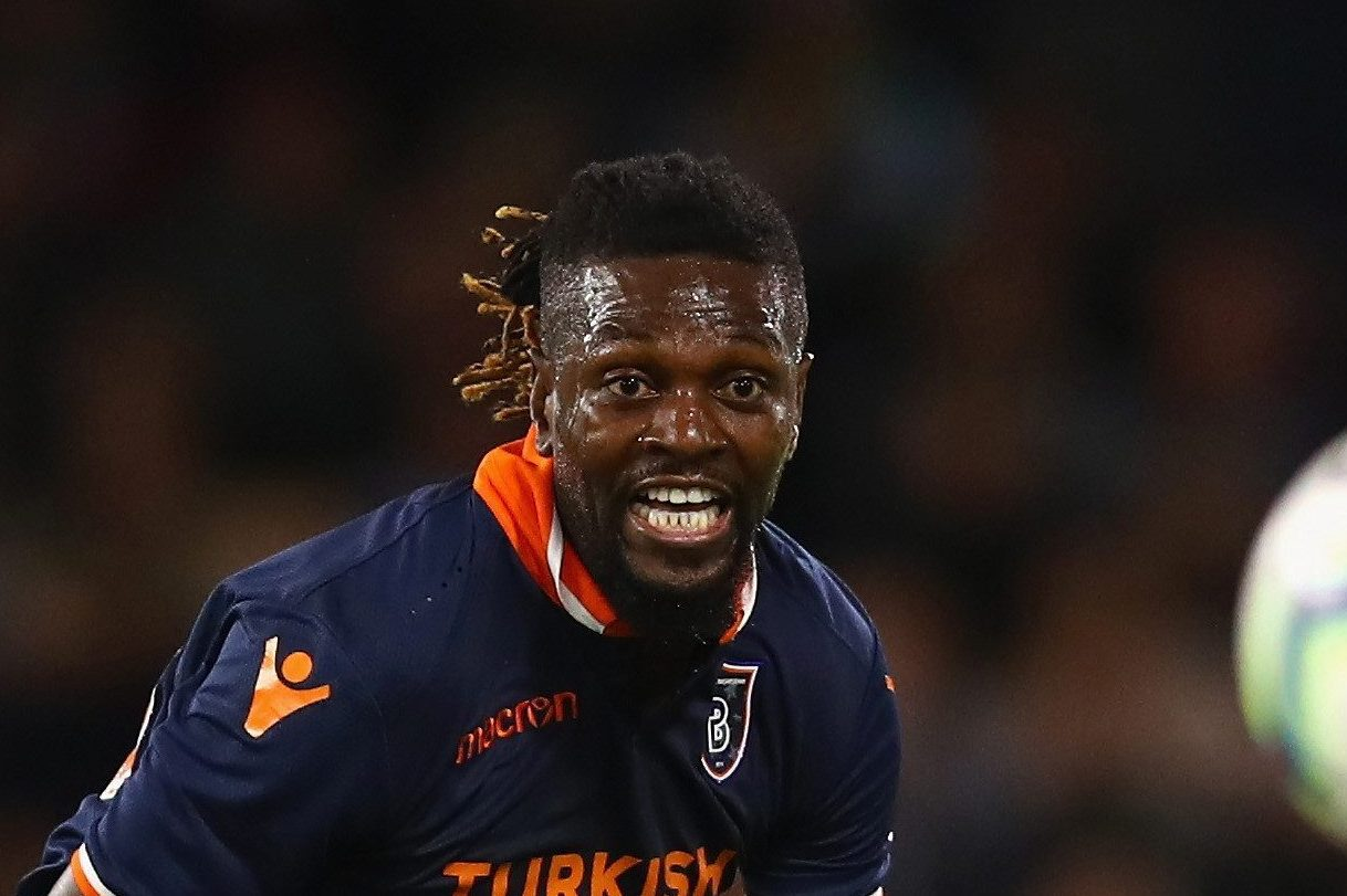 Adebayor reveals he was nearly driven to suicide by huge pressure of trying to make it as a footballer
