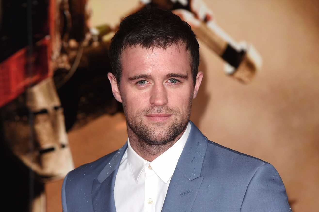 Who is Jonas Armstrong? The Bay star playing Sean who starred as Robin Hood