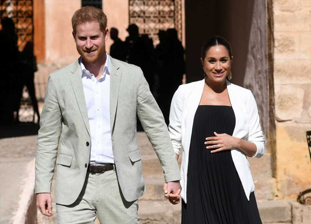 Meghan Markle and Prince Harry have been sending 'secret signals' about the royal baby's gender and fans are convinced it's a girl