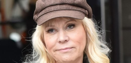 Tina Malone loses 13lb in one week after stress of £10k fine for sharing alleged John Venables post