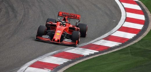 Chinese F1 Grand Prix: Qualifying live stream, TV channel and UK start time for Shanghai
