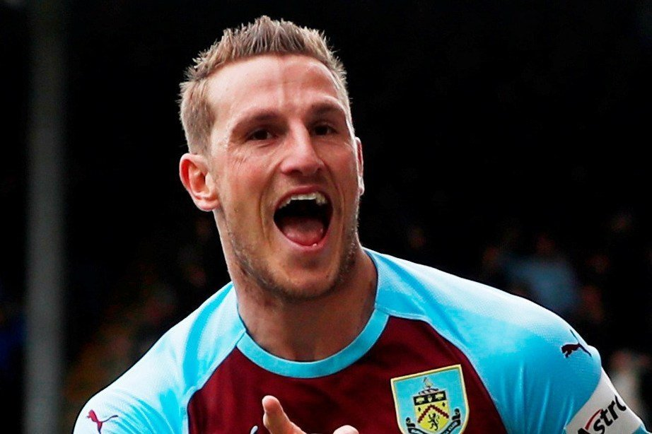 Chris Wood scores twice as Sean Dyche's side edge ever closer to Premier League safety