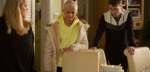 EastEnders spoilers: Lola tells Jay she still loves him and begs him to take her back – but he shuts her down